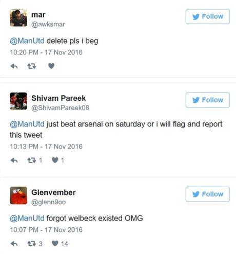 CDV Man United cau xin CLB... tha cho Arsenal - Anh 2