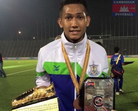 Cong Vinh canh tranh voi dan sao tre trong cuoc chien Vua pha luoi AFF Cup - Anh 2
