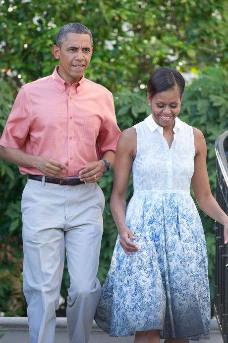 Ly do ong Obama la Tong thong 'thoi trang' nhat nuoc My - Anh 12