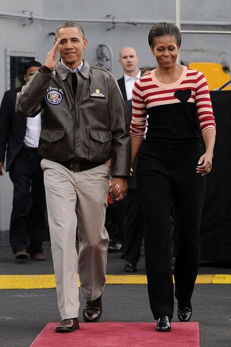 Ly do ong Obama la Tong thong 'thoi trang' nhat nuoc My - Anh 4