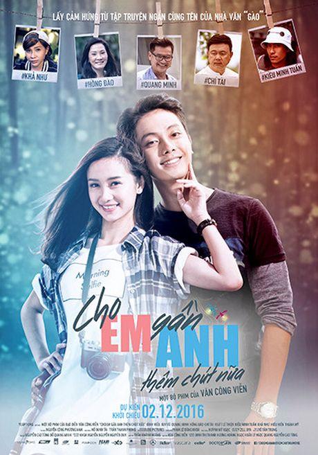 Cam dong truoc tinh yeu day chong gai cua Jun Vu va Dinh Hieu - Anh 1
