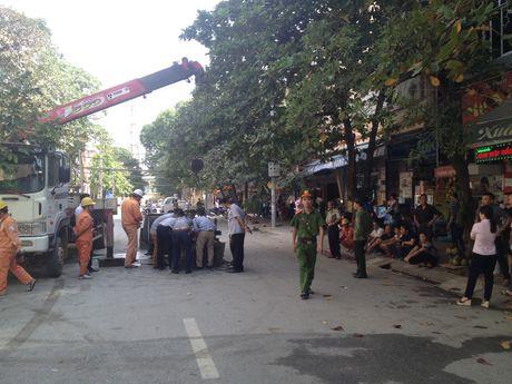 Vu no tram bien ap o Ha Dong: Sang nghiem thu, chieu phat no - Anh 2