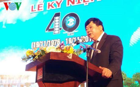 Dai Phat thanh - Truyen hinh Dong Nai ky niem 40 nam thanh lap - Anh 1