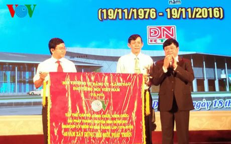 Dai Phat thanh - Truyen hinh Dong Nai ky niem 40 nam thanh lap - Anh 2