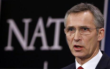 Tong thu ky NATO thao luan voi ong Donald Trump ve tuong lai NATO - Anh 1