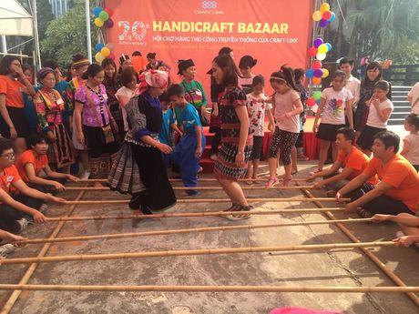 'Cho' cac san pham thu cong truyen thong giua thu do Ha Noi - Anh 5