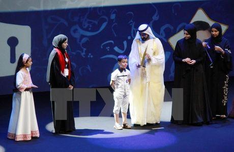 Dubai xay thu vien dien tu lon nhat the gioi tri gia 270 trieu USD - Anh 1