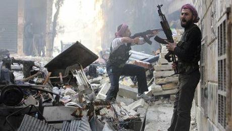 Aleppo do lua, san sang cho tran chien cuoi - Anh 1