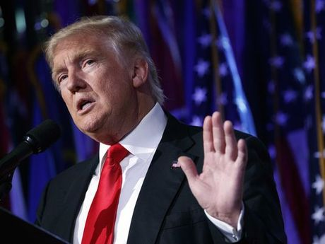Loi hua gay soc cua Trump khong con quan trong? - Anh 1