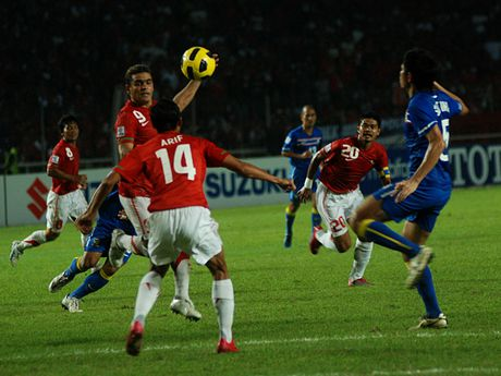 Link xem truc tiep Thai Lan vs Indonesia - Anh 1