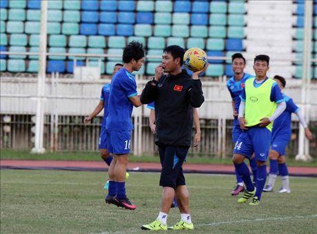 HLV Huu Thang noi gi sau khi loai Tuan Anh khoi AFF Cup 2016? - Anh 1
