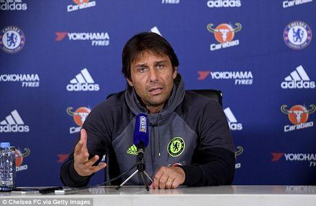 Antonio Conte noi gi ve tuong lai cua Cesc Fabregas va Oscar? - Anh 1