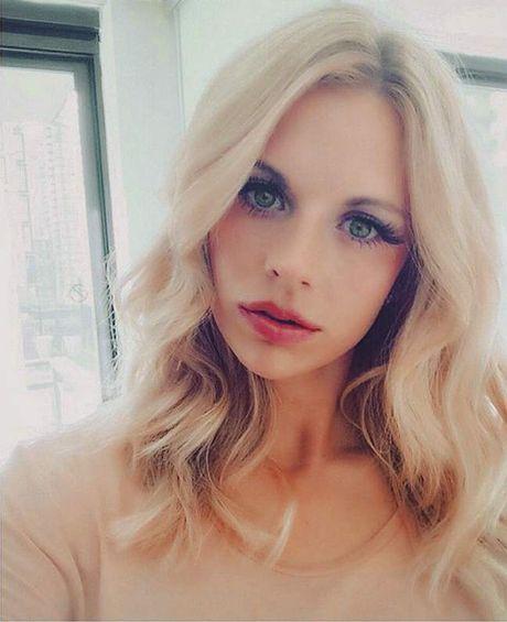 Lauren Sesselmann - Nu hau ve boc lua nhat the gioi - Anh 6