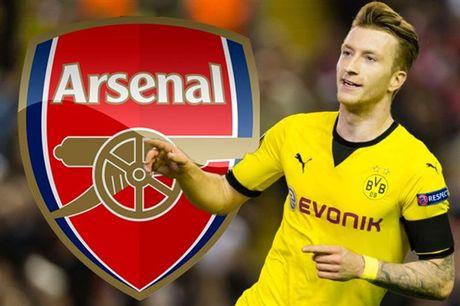 Neu Sanchez khong gia han, Arsenal se don tien mua Reus - Anh 1