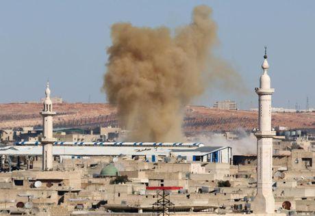 Chien su o Aleppo 1 tuan qua anh - Anh 4