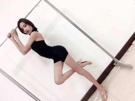 Nam sinh Bac Giang... xinh hon ca con gai gio ra sao? - Anh 8