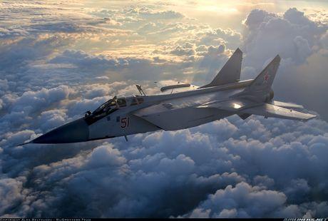 Lo ly do that su MiG-31 duoc trien khai toi Syria - Anh 10