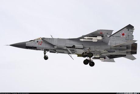 Lo ly do that su MiG-31 duoc trien khai toi Syria - Anh 11