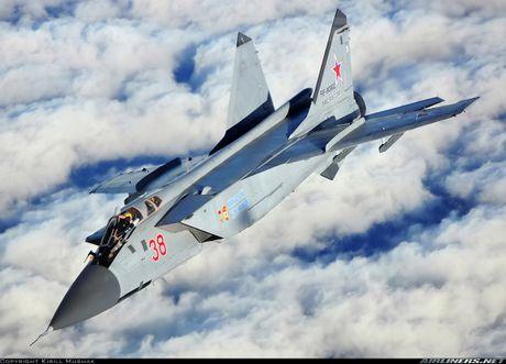 Lo ly do that su MiG-31 duoc trien khai toi Syria - Anh 3