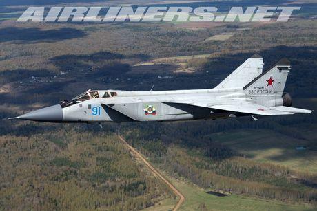 Lo ly do that su MiG-31 duoc trien khai toi Syria - Anh 4