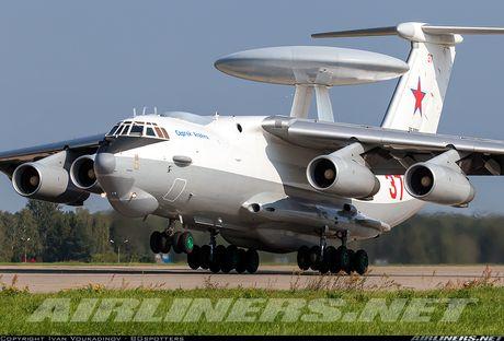 Lo ly do that su MiG-31 duoc trien khai toi Syria - Anh 5