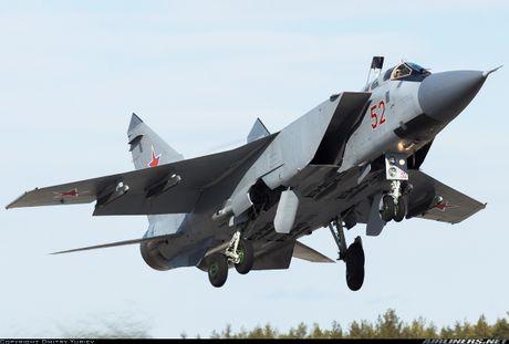 Lo ly do that su MiG-31 duoc trien khai toi Syria - Anh 6