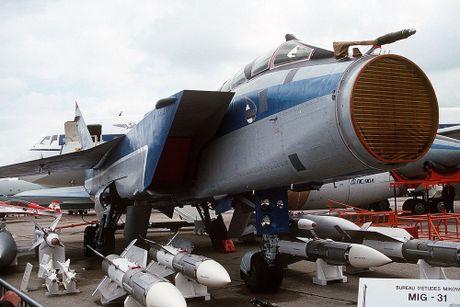Lo ly do that su MiG-31 duoc trien khai toi Syria - Anh 7