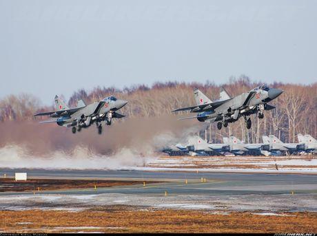 Lo ly do that su MiG-31 duoc trien khai toi Syria - Anh 9