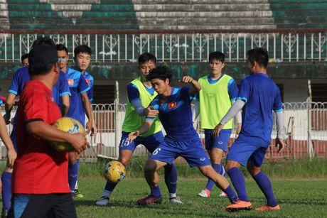 DTQG Viet Nam vui dua truoc tran mo man AFF Cup 2016 - Anh 10