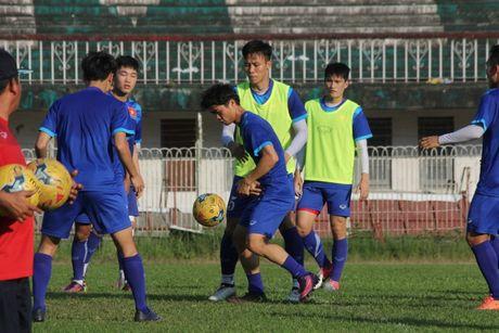 DTQG Viet Nam vui dua truoc tran mo man AFF Cup 2016 - Anh 12