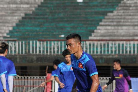 DTQG Viet Nam vui dua truoc tran mo man AFF Cup 2016 - Anh 3
