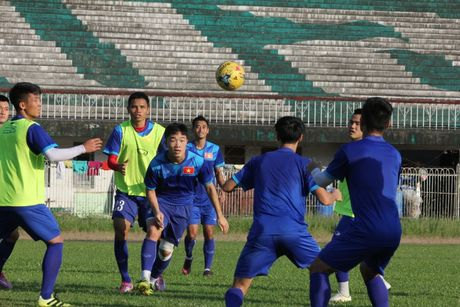 DTQG Viet Nam vui dua truoc tran mo man AFF Cup 2016 - Anh 9