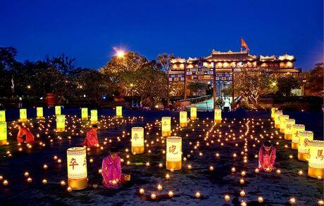 Trieu Nguyen voi cac di san van hoa cung dinh - Anh 1