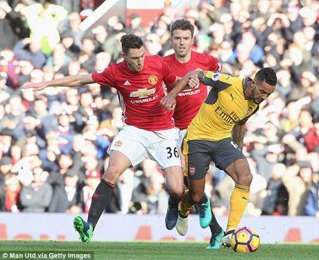 M.U 1-1 Arsenal: 'Phao thu' goi ten Oliver Giroud - Anh 11