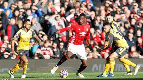M.U 1-1 Arsenal: 'Phao thu' goi ten Oliver Giroud - Anh 13