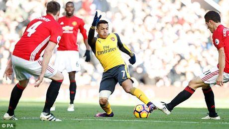 M.U 1-1 Arsenal: 'Phao thu' goi ten Oliver Giroud - Anh 14