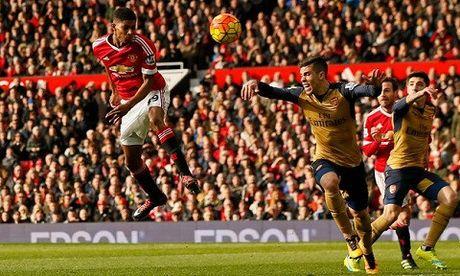 M.U 1-1 Arsenal: 'Phao thu' goi ten Oliver Giroud - Anh 20