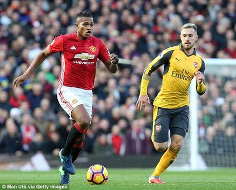 M.U 1-1 Arsenal: 'Phao thu' goi ten Oliver Giroud - Anh 9