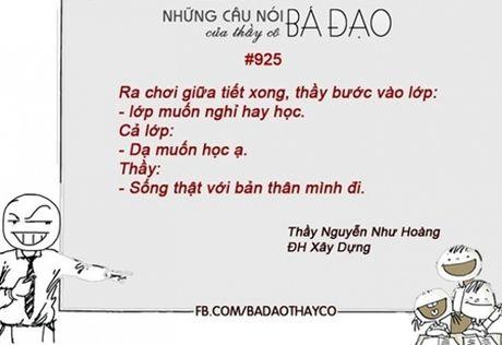 "Nhung cau noi 'ba dao' cua thay co duoc hoc tro thuoc ""nam long"" - Anh 11"