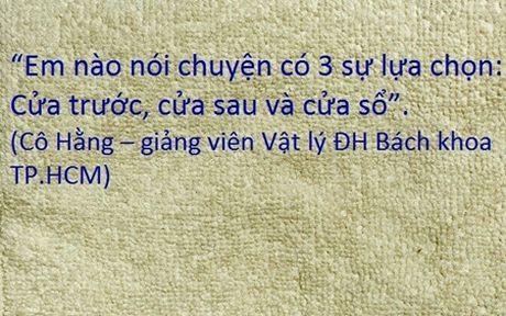 "Nhung cau noi 'ba dao' cua thay co duoc hoc tro thuoc ""nam long"" - Anh 12"
