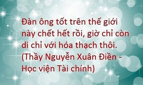 "Nhung cau noi 'ba dao' cua thay co duoc hoc tro thuoc ""nam long"" - Anh 9"