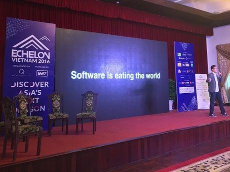 Echelon Viet Nam 2016 - Ket noi startup cong nghe - Anh 1
