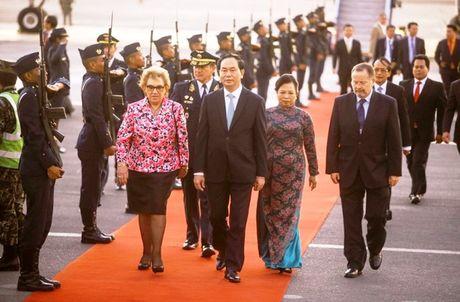 Hoi nghi APEC 2016 thuc day thuong mai tu do - Anh 2
