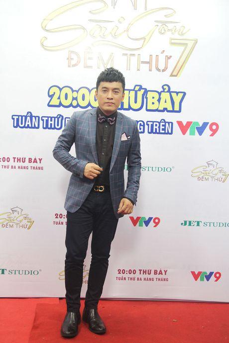"""Sai Gon dem thu 7: Lam Truong nhuong ban hit """"Tinh thoi xot xa"""" cho dan em - Anh 2"""