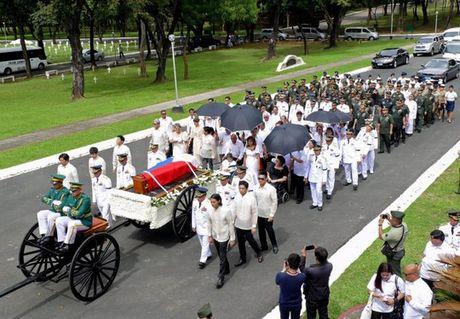 Philippines: Bieu tinh phan doi vinh danh nha doc tai Marcos - Anh 2