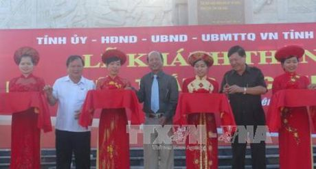 Vinh Long khanh thanh Bia chien thang Bac Nuoc Xoay - Anh 1
