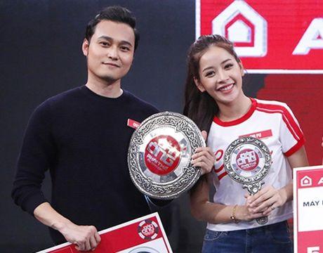 Chi Pu nhiet tinh ca cuoc de Quang Vinh the hien ban linh dan ong - Anh 11