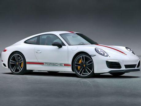 Phien ban dac biet Porsche 911 Carrera S co gi noi troi? - Anh 1