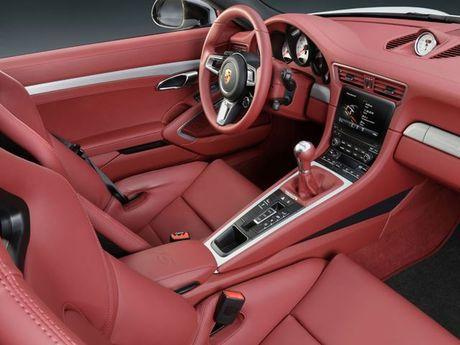 Phien ban dac biet Porsche 911 Carrera S co gi noi troi? - Anh 6