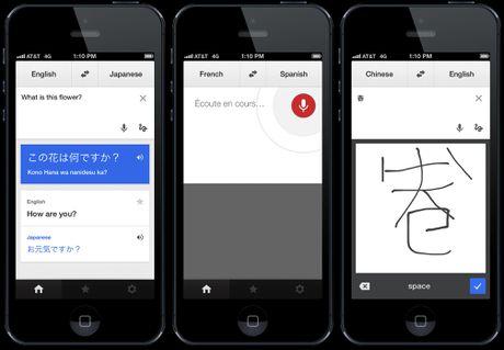 Google Translate duoc trang bi cong nghe dich moi - Anh 1